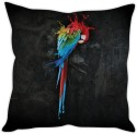StyBuzz Parrot Abstract Cushion Cover Cushions Cover - Pack Of 1