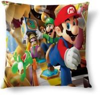 Amy Mario Cartoon Cute Abstract Cushions Cover (40.64 Cm*40.64 Cm)
