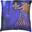 MeSleep Sun Sigh Cushion Cover - Pack Of 1