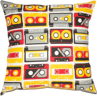 House This Gadgets Cassette Cushions Cover Pack of 1