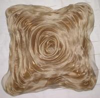 Al Falah International Solid Cushions Cover (Pack Of 5, 45 Cm*45 Cm, Brown)