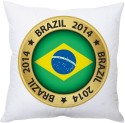 StyBuzz Fifa World Cup Brazil Cushions Cover - Pack Of 1 - CPCDXENJJ95ZYDEW