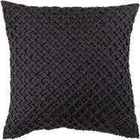 ONSET Geometric Cushions Cover 45 Cm*45 Cm, Black