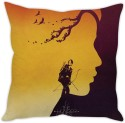 StyBuzz The Hunger Games Cushion Cover Cushions Cover - Pack Of 1