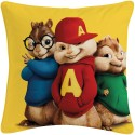 Amore Decor Chipmunks Cushions Cover - Pack Of 1