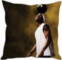 StyBuzz Ronaldinho Cushions Cover - Pack Of 1