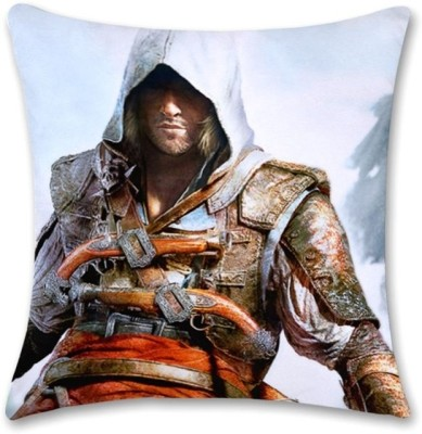 Bluegape Assassins Creed Edward Kenway Cushions Cover Pack of 1