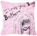 MeSleep Girl Cushions Cover - Pack Of 1