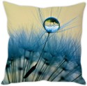 StyBuzz Drop On Dandelion Cushion Cover Cushions Cover - Pack Of 1