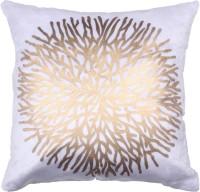 Madhavs Digital Printed Cushions Cover (40 Cm*40 Cm, White)