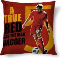ShopMantra Dan Agger Footballer Printed Cushions Cover (Cushion Pillow Cover, 40.64 Cm*40.64 Cm)