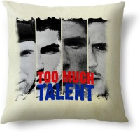 ShopMantra Chelsea FC Too Much Talent Printed Cushions Cover (Cushion Pillow Cover, 40.64 Cm*40.64 Cm)