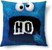 Amy Eye Balls Cute Abstract Cushions Cover (40.64 Cm*40.64 Cm, Multicolor)