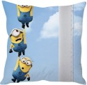 StyBuzz Minions Cushions Cover - Pack Of 1