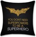 Bluegape Superhero Batman The Dark Knight Arkham The Dark Knight Arkham Cushions Cover - Pack Of 1