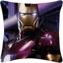 Amore Decor Iron Man Cushions Cover - Pack Of 1