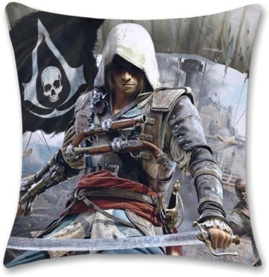 Bluegape Assassins Creed Flag Cushions Cover Pack of 1