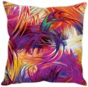 StyBuzz Stroke Art Cushion Cushions Cover - CPCDWR74UUAPHMYG