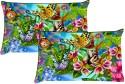 MeSleep Abstract Of Butterfly Pillows Cover - Pack Of 2