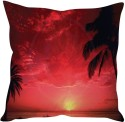 StyBuzz Sunset Cushions Cover - Pack Of 1