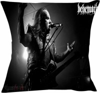 Fairdeal Heavy Hard Rock Entertainment Music Bands (16X16) Printed Cushions Cover (41 Cm*41 Cm, Multicolor)