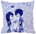 meSleep Cushion Cover: Cushion Pillow Cover