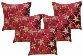Dekor World Floral Cushions Cover