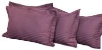 Mark Home Plain Pillows Cover Pack Of 4, 68.58 Cm*45.72 Cm, Purple