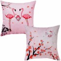Dekor World Angel's World Cushions Cover - Pack Of 2