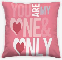 Amore You Are My Abstract Cushions Cover (Cushion Pillow Cover, 40.64*40.64)
