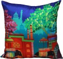The Elephant Company Elephant Savari Cushions Cover - Pack Of 1