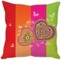 StyBuzz Abstract Heart Cushion Cushions Cover - CPCDWR74UHGW2TZ8