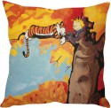 StyBuzz Calvin And Hobbes Cushions Cover - Pack Of 1