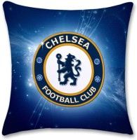 Shoprock Chelsea Football Club Abstract Cushions Cover (Cushion Pillow Cover, 40.64*40.64)