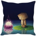 StyBuzz Sad Boy Cushion Cushions Cover - CPCDWR74TEHJDUKD