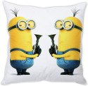 StyBuzz Minions Despicable Me (12x12) Cushions Cover - Pack Of 1