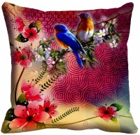 Mesleep Traditional Digitally Printed Cushions Cover (Pack Of 1)