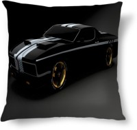 Amy Sports Car Passionate Abstract Cushions Cover (40.64 Cm*40.64 Cm, Multicolor)