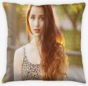 Amore Beautiful Girl 3 Cushions Cover - Pack Of 1