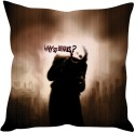 StyBuzz Joker Why So Serious Cushions Cover - Pack Of 1 - CPCEYQMDZYZ99XTB