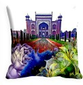 MeSleep Beautiful Scenery Digitally Printed Cushions Cover - Pack Of 1