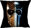 Shopkeeda Mask Man Cushions Cover - CPCDWVPZK6JZHYPT