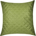 Zikrak Exim Square Quilted Cushions Cover - Pack Of 1