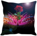 StyBuzz Red Rose Cushion Cushions Cover - CPCDWR74ZTKH7ZGH