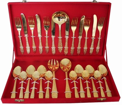 Gold Plated Cutlery Set uk Gold Plated Cutlery Set