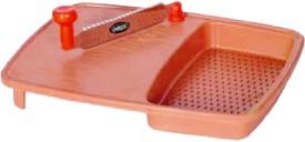 Mooz Mooz Cut n Wash Board(Woden) Plastic Cutting Board