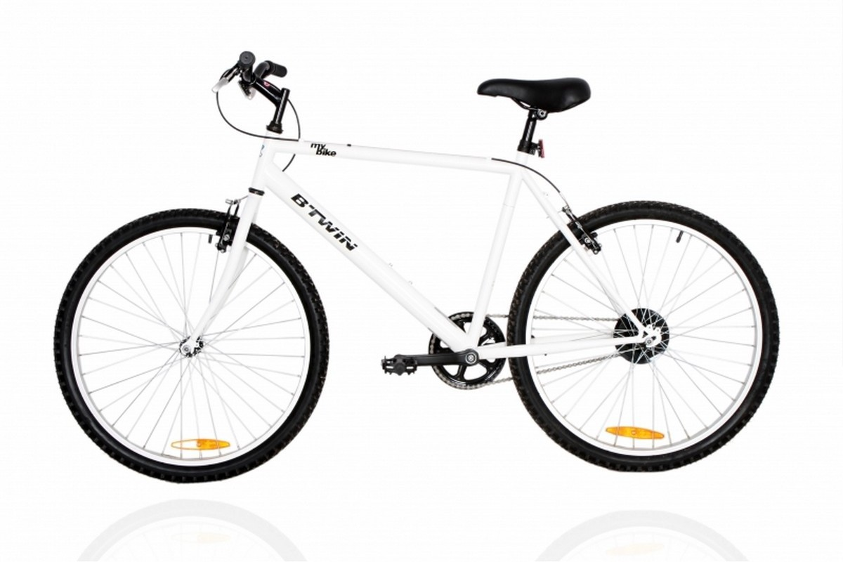 Btwin My Bike 8095513 Mountain Cycle Price In India Buy