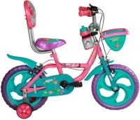 BSA CHAMP DORA 14 INCH BICYCLE PINK 14 Road Cycle (Pink)