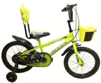 c391b1dc191 HLX-NMC KIDS BICYCLE 16 PACE GREEN YELLOW 16PACEGRYL Recreation Cycle  (Green