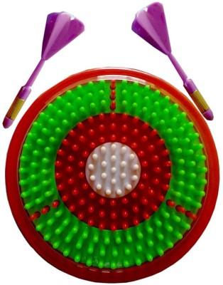 Abee Mini Dart Board Set For Kids Soft Tip Dart (Pack Of 3)